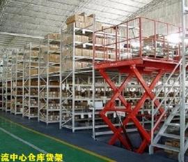 深圳化工物流中心仓库货架的选择原则