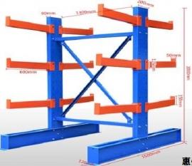 惠州仓储货架的结构设计和安装