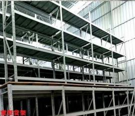 中山货架厂家介绍重型仓储货架定做使用中的注意事项
