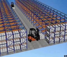 广州货架厂家解答如何选购仓储货架