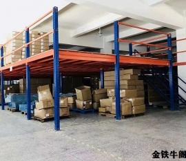 江西重型仓储货架安装质量的三要素