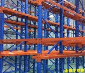 江苏重型货架厂家穿梭式货架定做案例