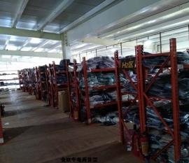 江苏苏州南京直播带货主播电商阁楼货架案例