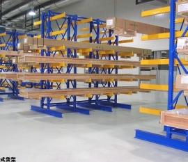 上海货架知识常见的仓储货架类型介绍