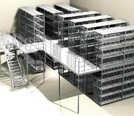 上海重型阁楼平台区别与优势
