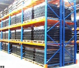 重庆重型仓储货架上的常用货物有哪些类型呢