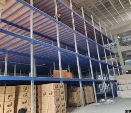 重庆货架厂家分析阁楼式货架搭建需要注意哪些问题