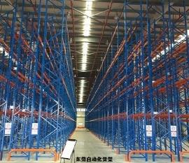 东莞自动化仓库货架的优点及优势