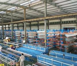 广东揭阳仓储货架定做与设计的要点