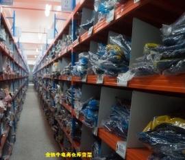 广州海珠区服装电商货架案例