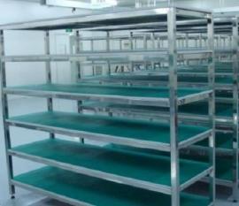 广东湛江不锈钢货架的特点和介绍