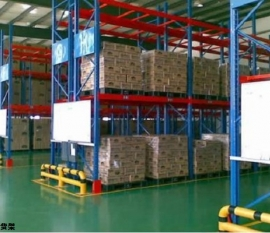 福建泉州仓储货架的设计和定制