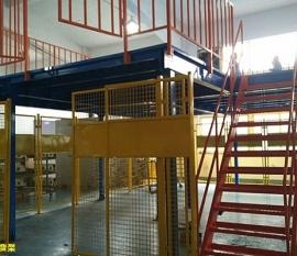 广州海珠区阁楼货架的作用及适用范围