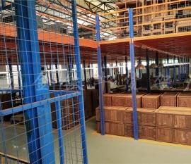 金铁牛货架厂家装家具仓库货架案例