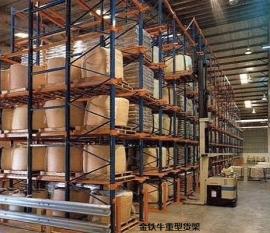 东莞悬臂货架的生产工艺