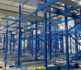 重型货架在现代仓库中的重要性