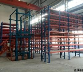 湖北荆州重型货架提升企业仓库空间利用率