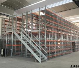 深圳货架厂家教你这样使用阁楼平台的好处