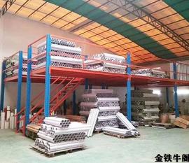 阁楼平台安装和拆卸