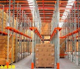 库房货架是如何实现仓储合理化的