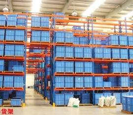 仓库货架厂家告诉你贯通货架的安全常识