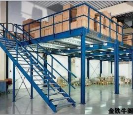 广州阁楼货架生产厂家