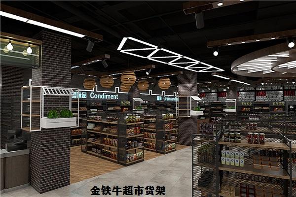 赣州超市货架