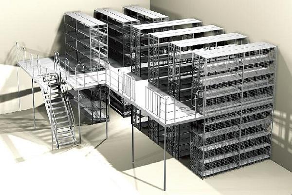 上海重型阁楼平台